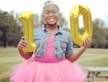 Jordan Hosts 7th Princess Party for Her 10th Birthday
